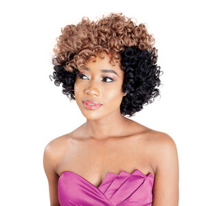 Perm Rod Curl 12 Inch Crochet Hair