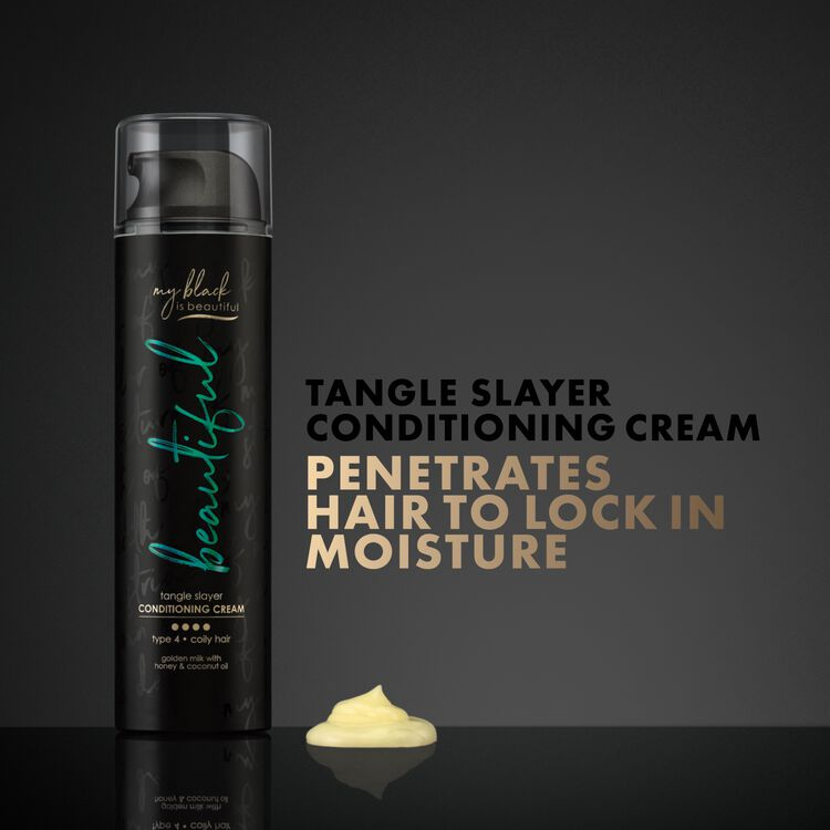 Tangle Slayer Conditioning Cream Type 4 Hair