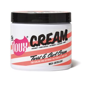 C.R.E.A.M. Twist & Curl Cream 16oz