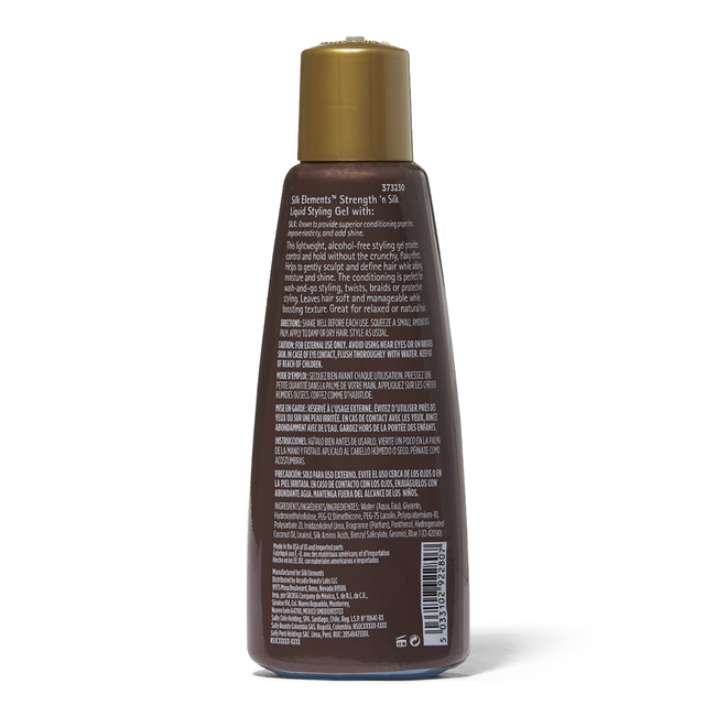 Liquid Styling Gel