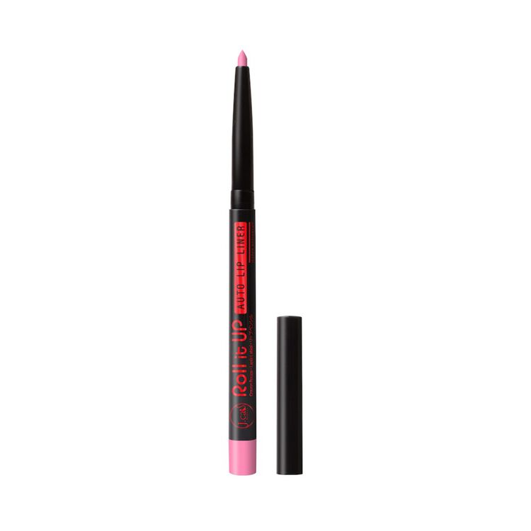 Roll It Up Auto Lip Liner Rose Pink