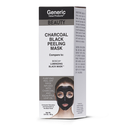 Charcoal Black Peeling Mask