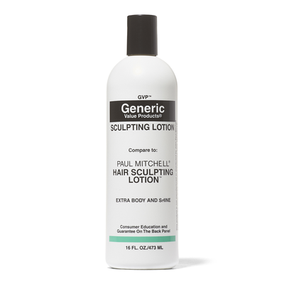 Sculpting Lotion Compare to Paul Mitchell Hair Sculpting Lotion