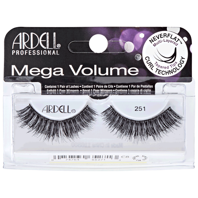 c523a4dff51 3D Mega Volume #251 Lashes. by Ardell