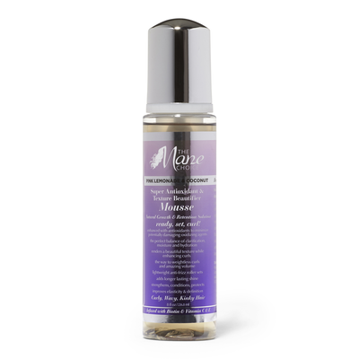 Super Antioxidant & Texture Beautifier Mousse