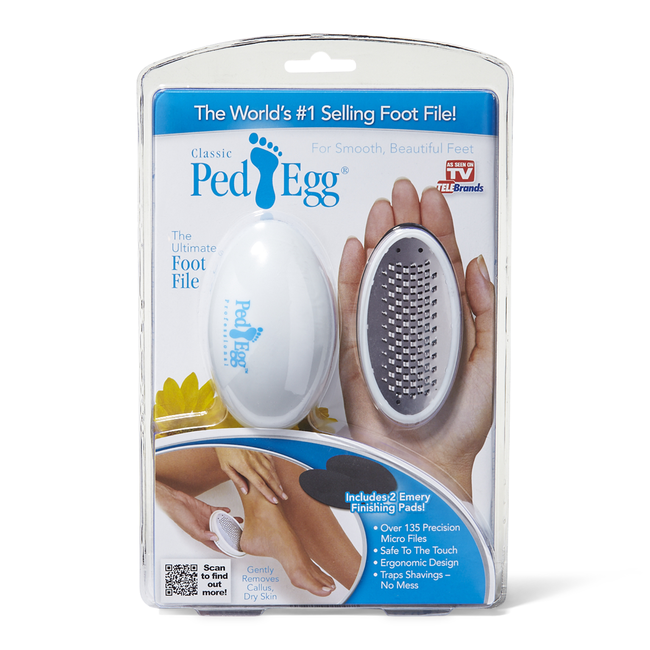PedEgg Original Foot File