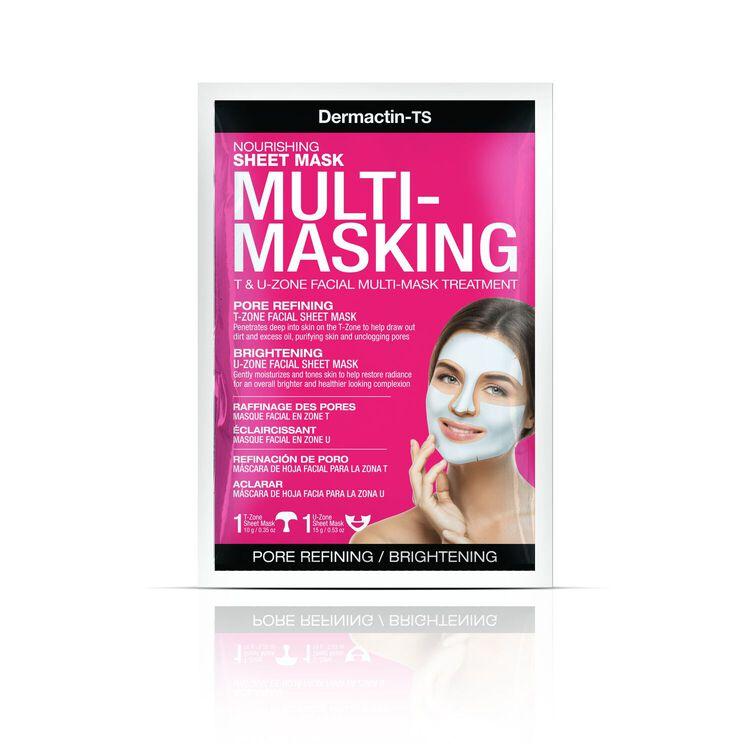 Sheet Mask Multi-masking Pore Refining/Brightening