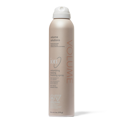 Volumizing Teasing & Finishing Spray