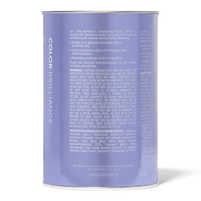 Powder Lightener Tub