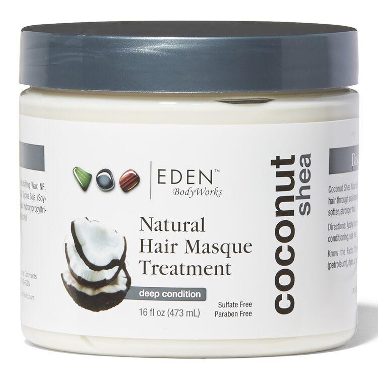 Coconut Shea Hair Masque