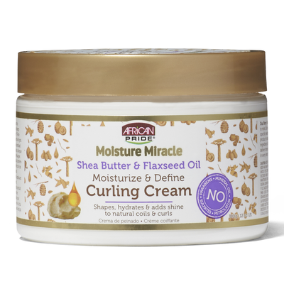 Moisturize & Define Curling Cream