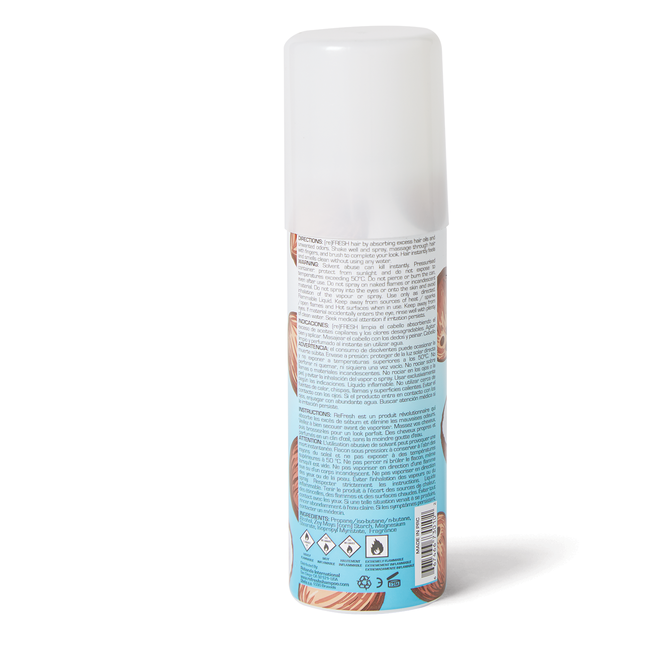 Tropical Coconut Travel Size Dry Shampoo