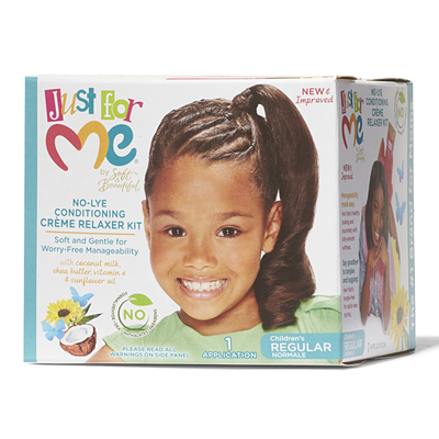 No Lye Regular Relaxer Kit