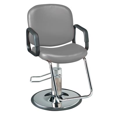 Pibbs Chameleon Gray Styling Chair