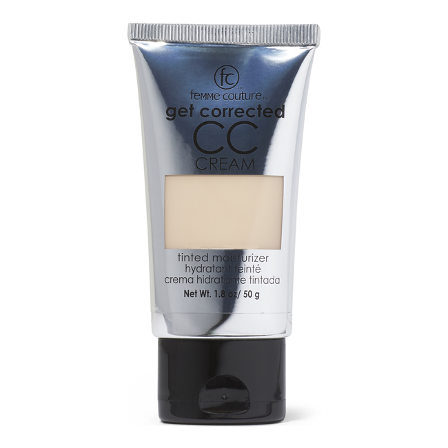 Get Corrected CC Tinted Moisturizer Natural Buff