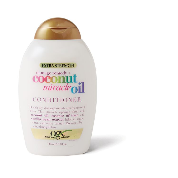 Ogx Extra Strength Damage Remedy Coconut Miracle Oil Conditioner Conditioner Sally Beauty