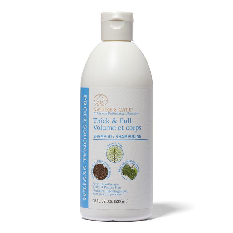 Thick & Full Shampoo