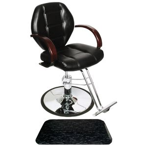Macee All Purpose Chair with Base with FREE Rectangle Mat
