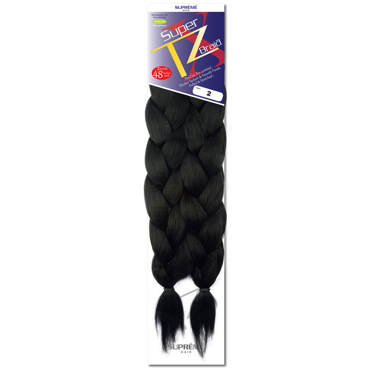 Super XTZ Braid Darkest Brown