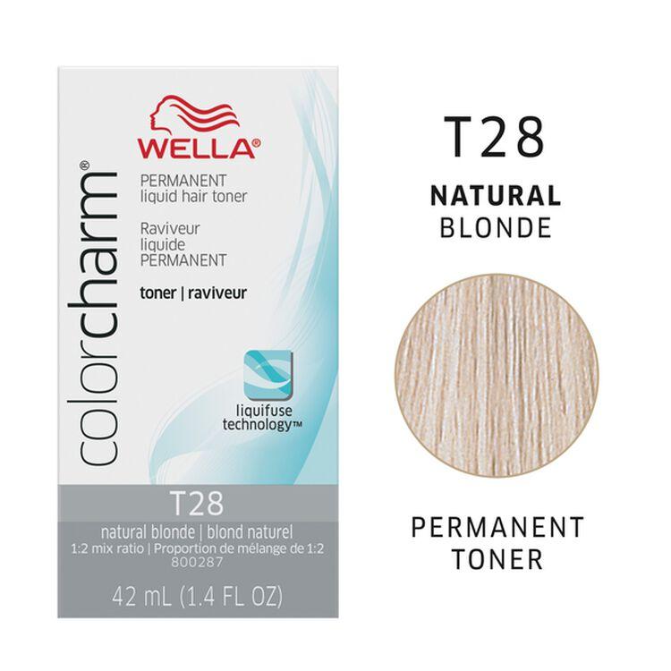 Color Charm Natural Blonde Toner