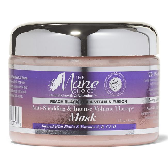 Peach Black Tea Anti-Shedding & Intense Volume Therapy Mask