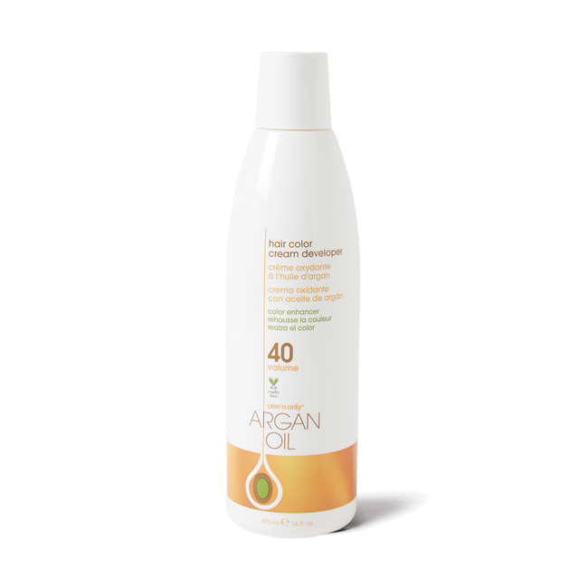 Argan Oil 40 Volume Developer