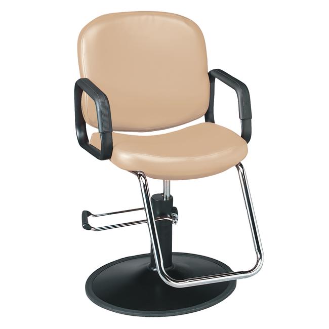 Pibbs Chameleon Wheat Styling Chair