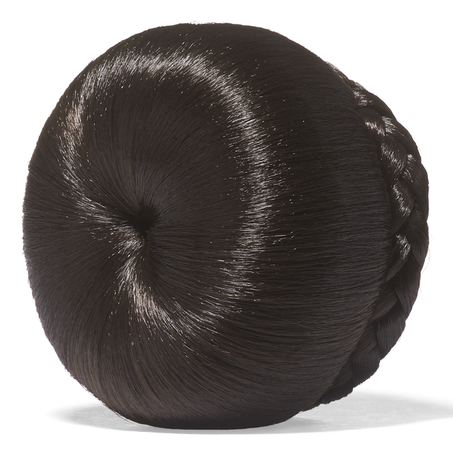 Brown Donut Bun
