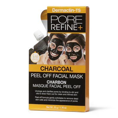 Pore Refine Charcoal Peel Off Mask