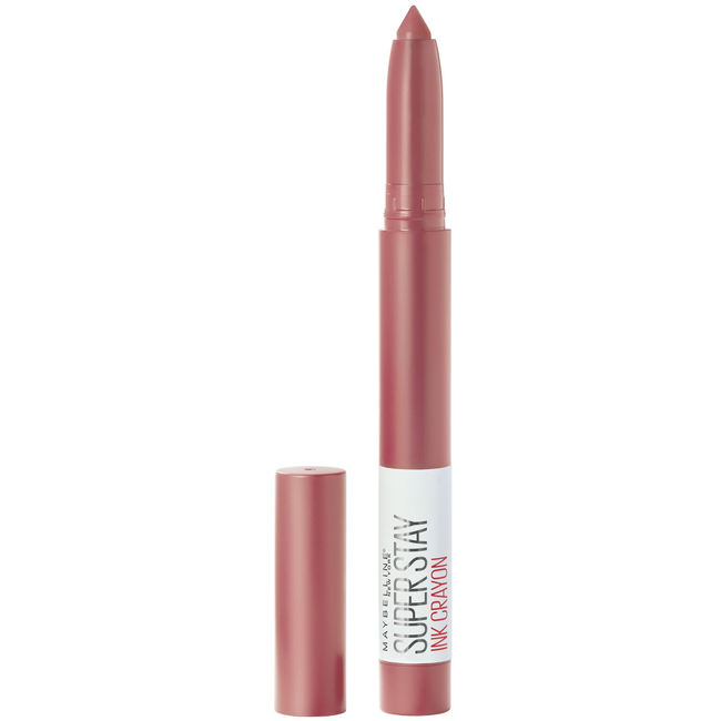 Super Stay Ink Crayon Matte Lipstick Lead The Way