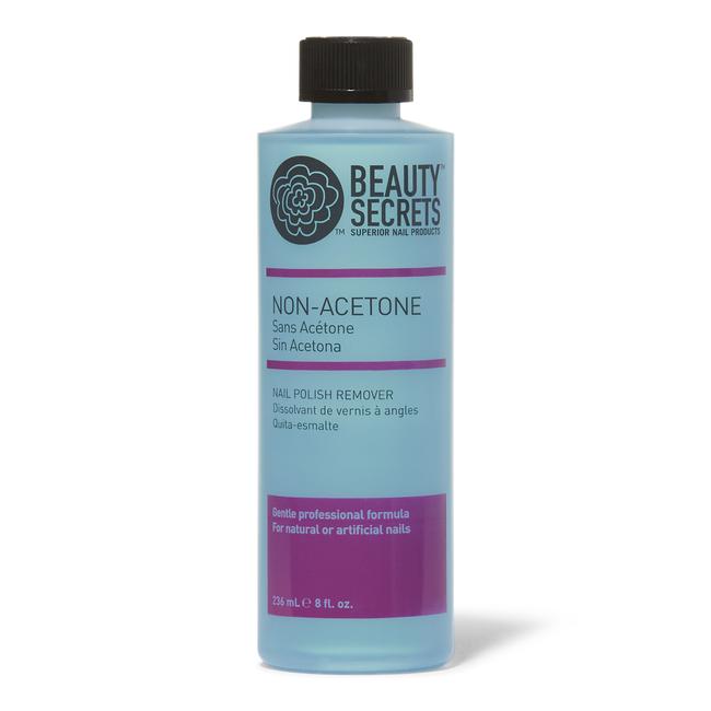 Beauty Secrets Non Acetone Nail Polish Remover
