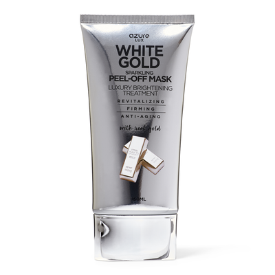 White Gold Sparkling Peel Off Mask