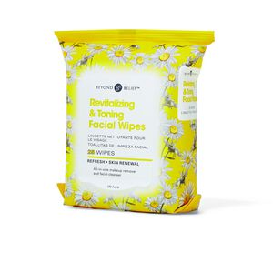 Revitalizing & Toning Wipes