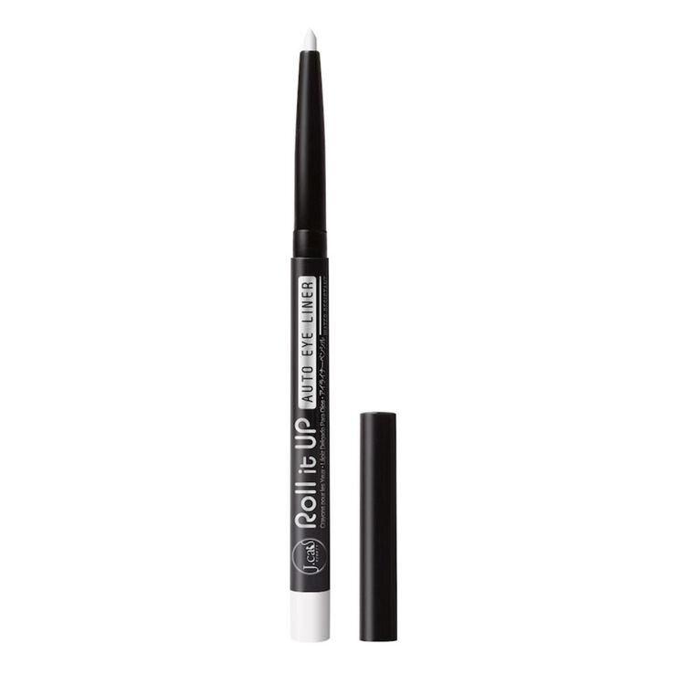 Roll It Up Auto Eye Liner Ice White
