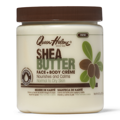 Shea Butter Face & Body Creme