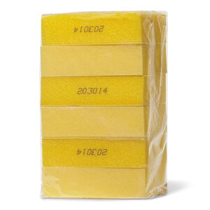 320 Grit Yellow Finishing Block 12 Pack