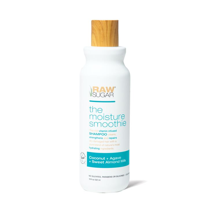 Mositure Smoothie Shampoo - Coconut + Agave + Sweet Almond Milk
