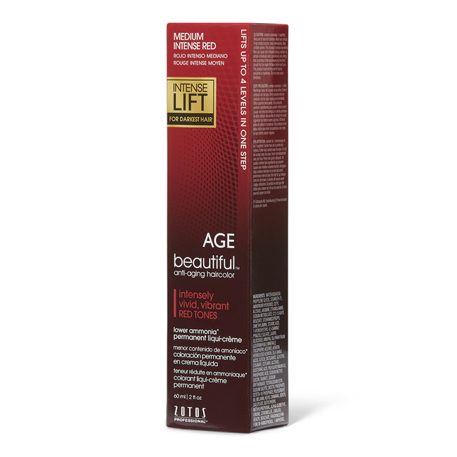 Intense Lift Medium Intense Red Permanent Liqui-Creme Hair Color