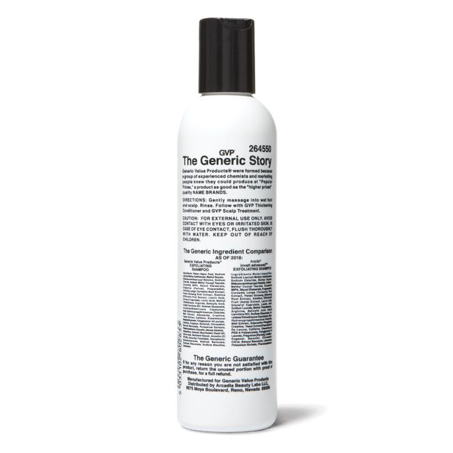 Exfoliating Shampoo Compare to Aveda invati advanced Exfoliating Shampoo