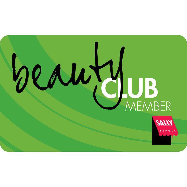 Beauty Club Card