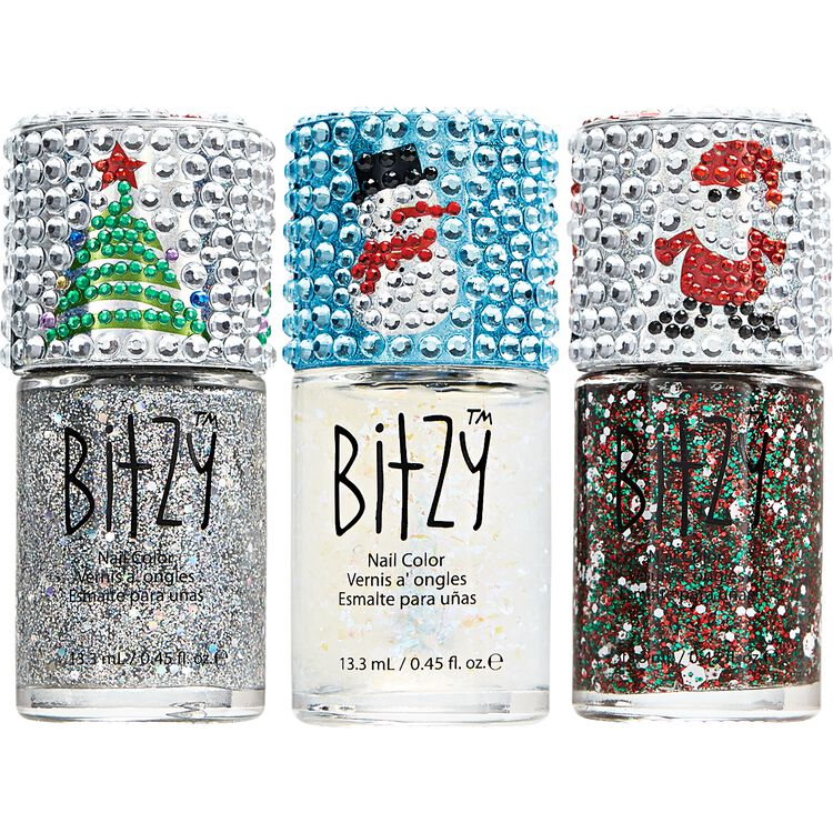 Holiday Bling Polish