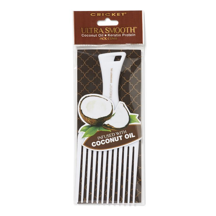 Ultra Smooth Coconut Pick Comb