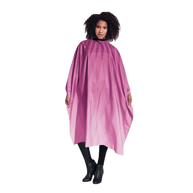 Bloom Styling Cape Purple