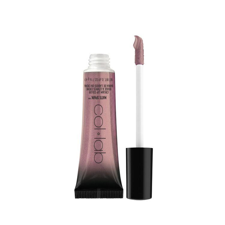 Matte Spark Cream Lip Color - About Last Night