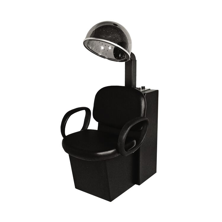Contour Dryer Chair Black