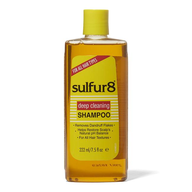 Deep Cleaning Shampoo