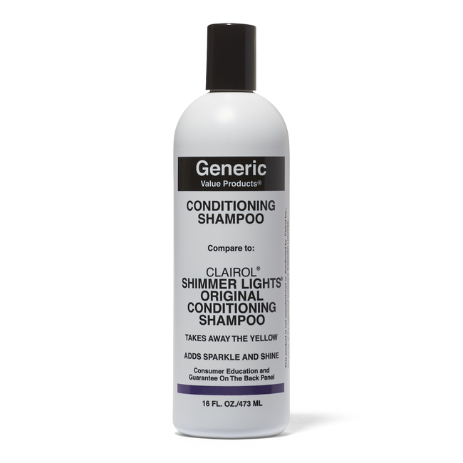 Conditioning Shampoo Compare to Clairol Shimmer Lights