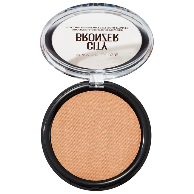 City Bronzer, Bronzer and Contour Powder Medium