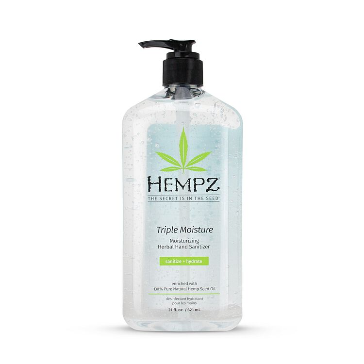 Triple Moisture Hand Sanitizer 21 oz.