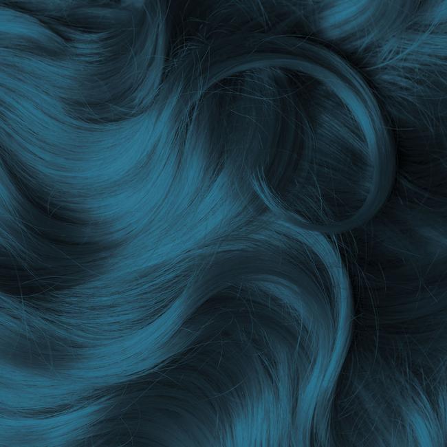 Voodoo Blue Semi Permanent Cream Hair Color